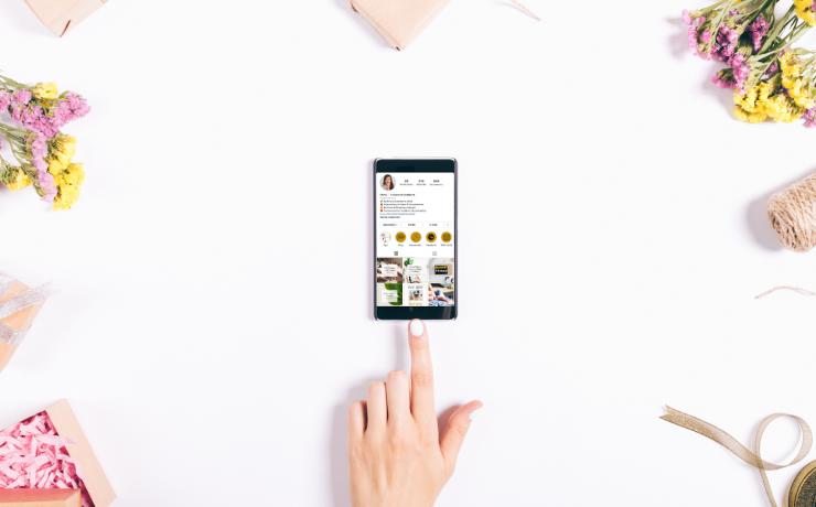 Céline Gainsburg-Rey - Etre plus visible grâce aux réseaux sociaux